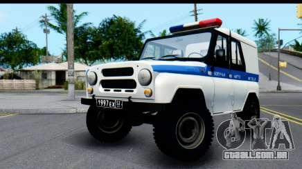 UAZ 469 VAI para GTA San Andreas