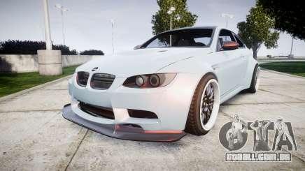 BMW E92 M3 LibertyWalk para GTA 4