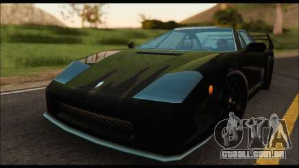 Turismo Limited Edition para GTA San Andreas