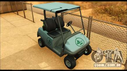 Caddy (GTA V) para GTA San Andreas