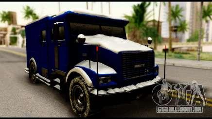 GTA 5 Stockade para GTA San Andreas