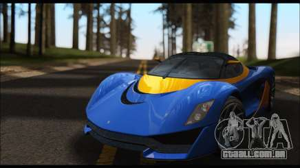 Grotti Turismo R v2 (GTA V) para GTA San Andreas