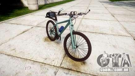 A polícia de bicicleta de montanha [ELS] para GTA 4