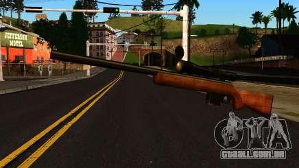 Rifle from GTA 4 para GTA San Andreas