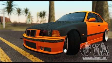 BMW e36 Drift para GTA San Andreas