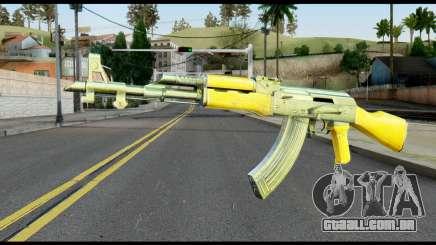 AK47 from Max Payne para GTA San Andreas