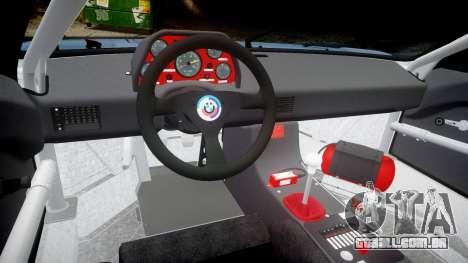 BMW M1 [EPM] para GTA 4 vista de volta