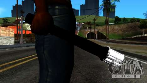 New Grenade para GTA San Andreas