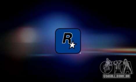 Boot Screen GTA 5 para GTA San Andreas