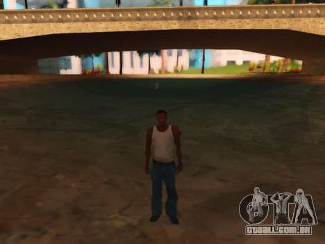 ENB by Robert para GTA San Andreas