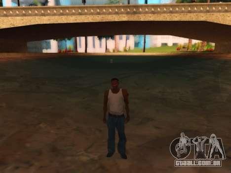 ENB by Robert para GTA San Andreas sexta tela