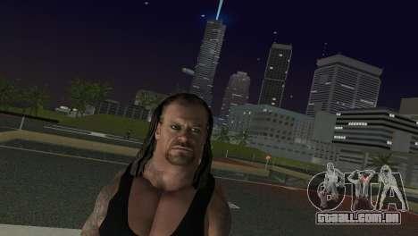 The Undertaker para GTA Vice City