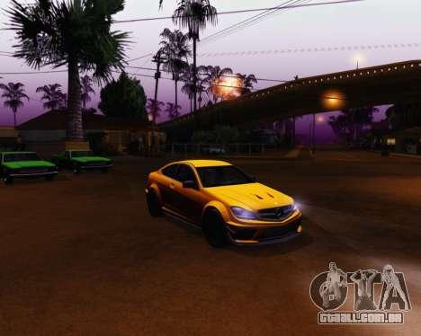 ENB by Robert v8.3 para GTA San Andreas terceira tela