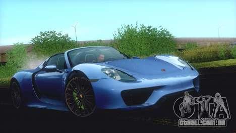 GTA SA ENB - Z.A. Project 2015 para GTA San Andreas décimo tela