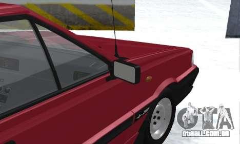 Daewoo FSO Polonez Truck Plus ST 1.9 D 2000 para GTA San Andreas interior