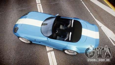 Bravado Banshee Viper para GTA 4 vista direita