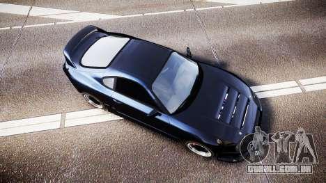 Toyota Supra Tuned para GTA 4 vista direita