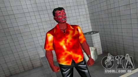Devil Skin para GTA Vice City segunda tela