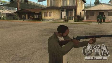 Winchester de Killing Floor para GTA San Andreas segunda tela