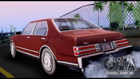 GTA 4 Esperanto para GTA San Andreas esquerda vista