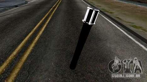 New Grenade para GTA San Andreas segunda tela