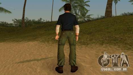 Kurtis Trent v.2 para GTA Vice City terceira tela