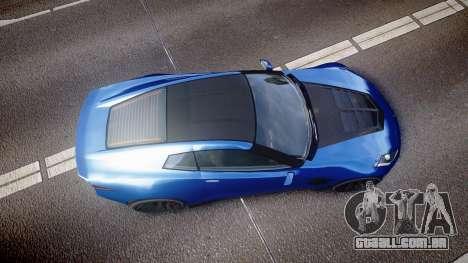 GTA V Invetero Coquette para GTA 4 vista direita