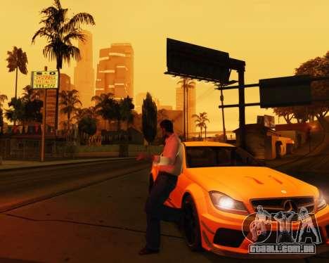 ENB by Robert v8.3 para GTA San Andreas