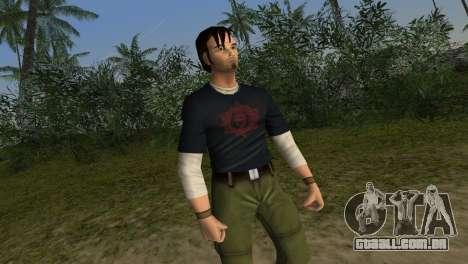 Kurtis Trent v.2 para GTA Vice City quinto tela