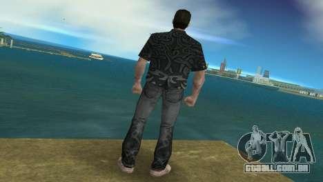 Vampire Skin para GTA Vice City terceira tela