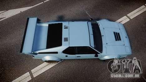BMW M1 [EPM] para GTA 4 vista direita