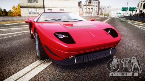 Vapid Bullet 2015 Facelift para GTA 4