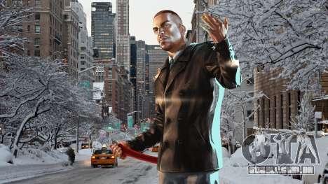 Inverno telas de inicialização para GTA 4 segundo screenshot