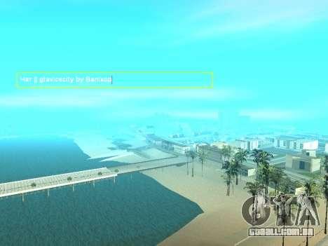 SampGUI Vagos Gang para GTA San Andreas segunda tela