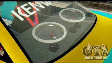 Opel Manta para GTA San Andreas