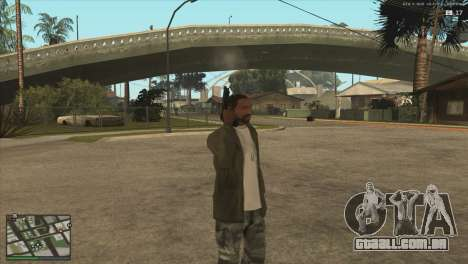 M9 Killing Floor para GTA San Andreas terceira tela