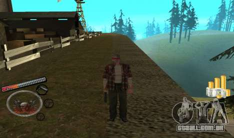 C-HUD Money para GTA San Andreas terceira tela