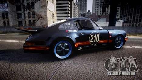 Porsche 911 Carrera RSR 3.0 1974 PJ210 para GTA 4 esquerda vista