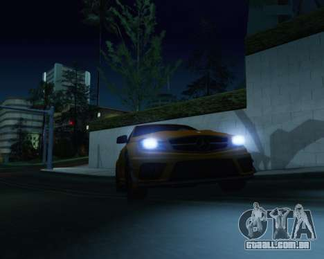 ENB by Robert v8.3 para GTA San Andreas sétima tela