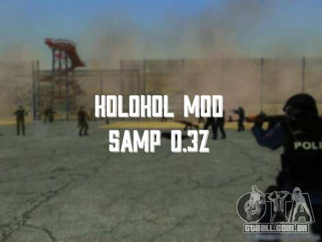 O sino na pele de 0,3 z para GTA San Andreas