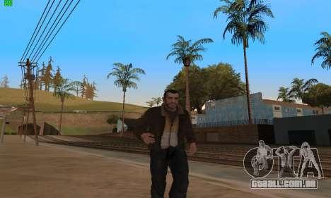 Animações do GTA 4 para GTA San Andreas segunda tela