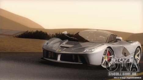 GTA SA ENB - Z.A. Project 2015 para GTA San Andreas terceira tela