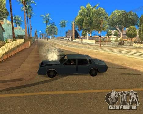 Ledios New Effects para GTA San Andreas décima primeira imagem de tela
