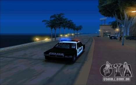Ivy ENB June para GTA San Andreas terceira tela