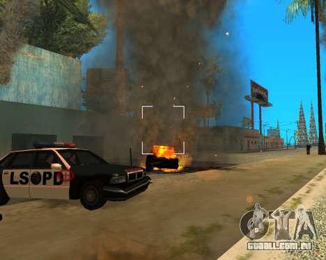 Ledios New Effects para GTA San Andreas sexta tela