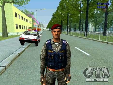 O Capataz Da Águia para GTA San Andreas