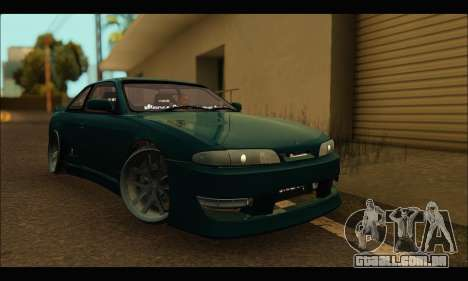 Nissan S14 Zenki Stance International para GTA San Andreas