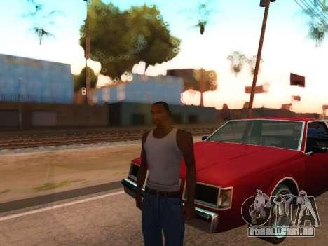 ENB by Robert para GTA San Andreas
