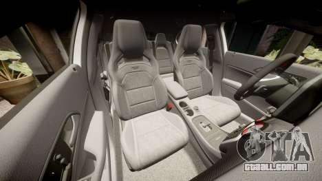 Mersedes-Benz A45 AMG PJs4 para GTA 4
