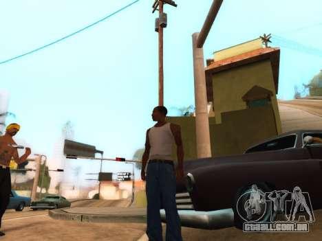 ENB by Robert para GTA San Andreas terceira tela